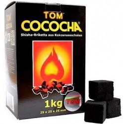Carbón Cococha 1 Kilo
