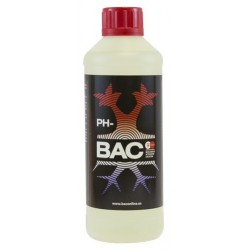 pH Down 500 ml. B.A.C.