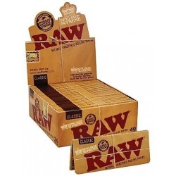 Papel Raw King Size Supreme...