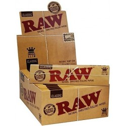 Papel Raw King Size Slim...