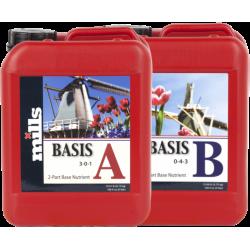 Nutriente Base Mills Basis...
