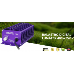 Balastro Electronico...
