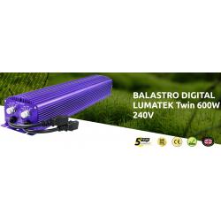 Balastro Lumatek 240v...