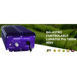 Balastro Lumatek 400v PRO...