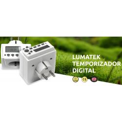 Temporizador Digitale Lumatek