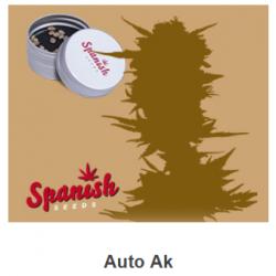 Auto Ak de Spanish Seeds 50...