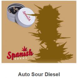 Auto Sour Diesel de Spanish...