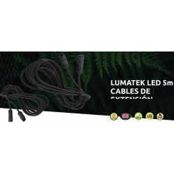 Cable Lumatek Led 5m De...